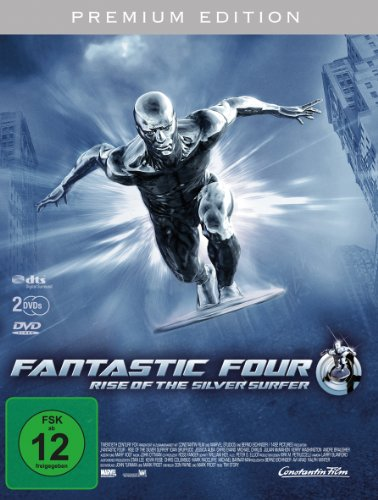 Fantastic Four - Rise of the Silver Surfer (Premium Edition) [2 DVDs]