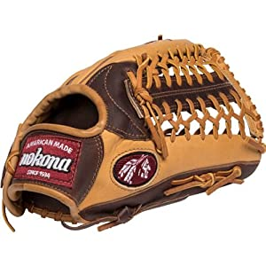 Nokona Alpha AB-1275M Baseball Glove 12.75 inch (Right Hand Throw)