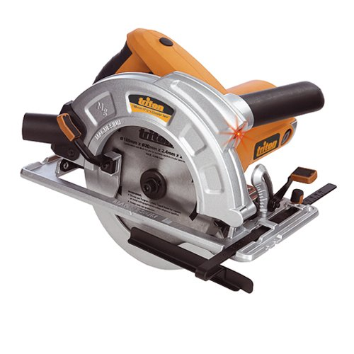 Triton 330130 Precision Circular Saw 185mm TA184CSL