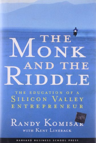 Business Plan Book - The Monk and the Riddle: The Art of Creating a Life While Making a Living