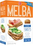 Old London Melba Toasts, Classic, 5 Ounce (Pack of 12)