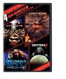 51jQwxHx2RL. SL160  4 Film Favorites: Critters 1 4 Collection