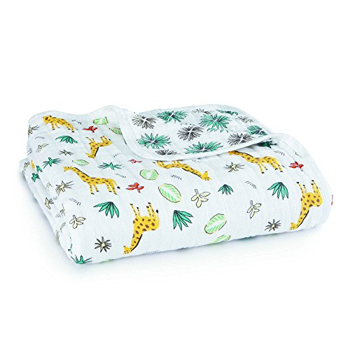 aden + anais Classic Dream Blanket - Into The Jungle