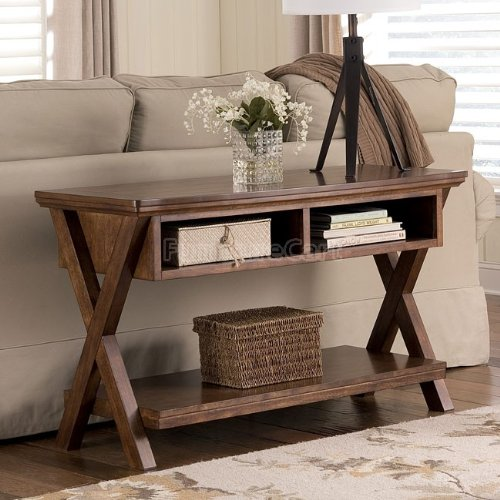 Cheap Burkesville Console Sofa Table T556-4 (B009CBJYGE)