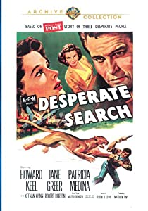 Desperate Search by Warner Archive