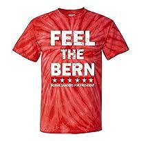 Tie-Dye: Feel The Bern Bernie Sanders T-Shirt