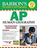 img - for Barron's AP Human Geography, 6th Edition book / textbook / text book