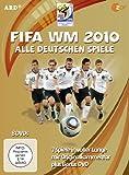 FIFA WM 2010 - Alle deutschen Spiele (8 DVD Box) title=