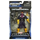 Baron Zemo Soldiers of A.I.M. Captain America the Winter Soldier 6 Inch Action Figure