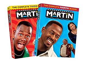 Martin: Complete Seasons Three & Four