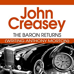 The Baron Returns Audiobook