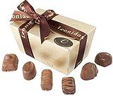 Leonidas Belgian Milk Chocolate Gifts: 45 Fresh Milk Chocolates, Butter Creams, Ganaches, Pralines, Caramels. (770g)
