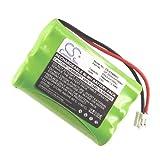 Battery for MOTOROLA MD7151 Ni-MH 3.6V 700mAh - GP GP60AAAH3BMJ, GP65AAAH3BMJ, SANIK 3SNAAA55HSJ1, 3SNAAA60HSJ1, VTECH 80-0099-00-00, 80-1323-00-00, 89-1323-00-00