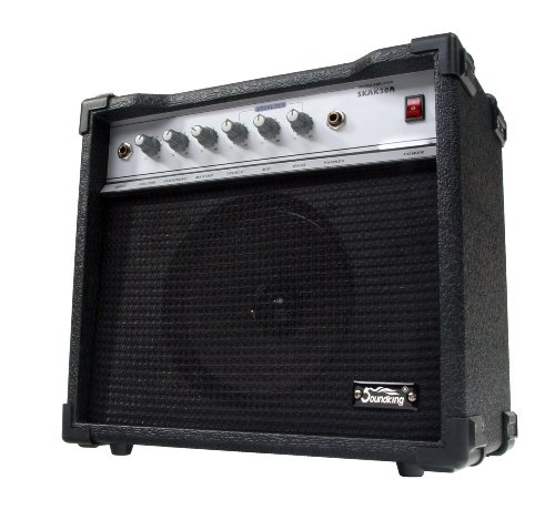 Soundking AK30-A - Amplificatore combo per chitarra (75 Watt)