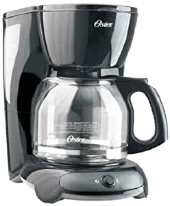 Oster Drip Coffee Maker : Buy Oster 3302-049 900-Watt 12 Cup Coffee Maker (Black) Online at Low Prices in India - Amazon.in