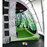 OUTWELL KIDS ROOM BEDROOM FOR UTAH 6 TENT
