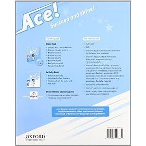 Ace! 2: Activity Book
