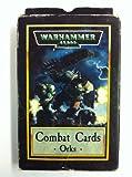 WARHAMMER COMBAT CARDS ORKS