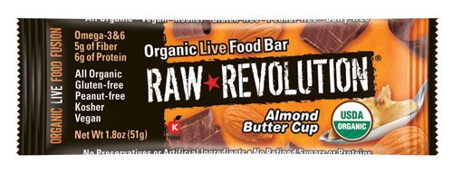 Bar Almond Bttr Cup (Pack Of 12)