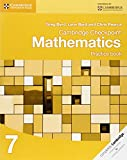 img - for Cambridge Checkpoint Mathematics Practice Book 7 (Cambridge International Examinations) book / textbook / text book