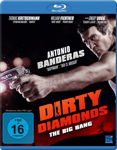 Dirty Diamonds - The Big Bang [Blu-ray]