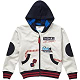 Thomas And Friends All Aboard! Boys Zip Up Hoody