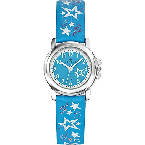 Certus Unisex Quartz Watch with 647569 Analogue Quartz Blue 647569