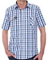 CASAMODA Herren Regular Fit Freizeithemd 941910600-100