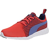 PUMA Carson Runner Knit Womens Running Shoes - Red Cayenne / White Star