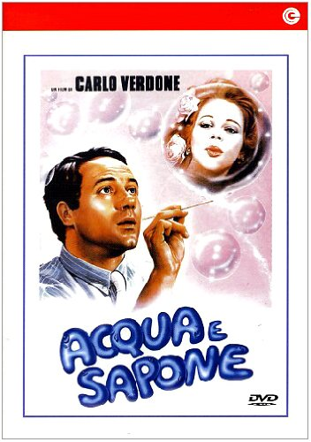 acqua e sapone / Soap and Water (Dvd) Italian Import