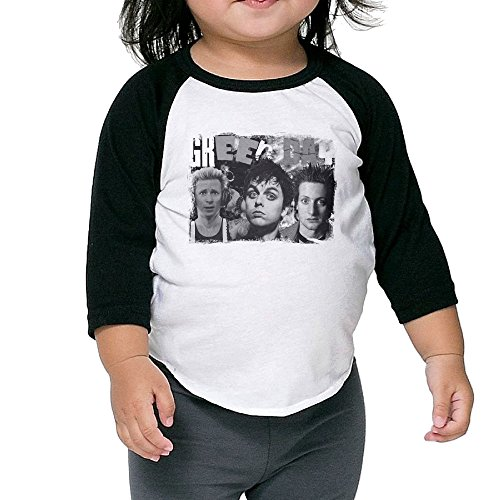 Cayonom Child Kids International Superhits Poster Baseball Raglan T-Shirt 4 Toddler (New York State Of Mind Karaoke compare prices)