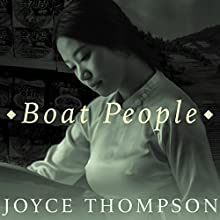 Boat People Audiobook by Joyce Thompson Narrated by Tamara Marston