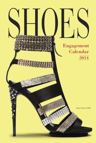 Shoes Engagement Calendar 2014