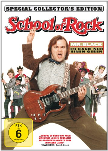 School Of Rock (Collector's Edition) [Special Edition] hier kaufen