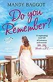 Do You Remember?: HarperImpulse Contemporary Romance