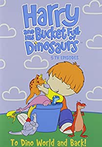 Harry & His Bucket Full of Dinosaurs - To Dino World and Back!