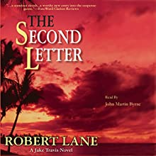 The Second Letter (       UNABRIDGED) by Robert Lane Narrated by John Martin Byrne