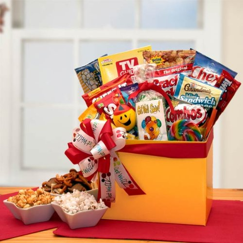Get Well Gift Box For Sending Get Well Wishes Gba