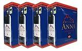 カスティージョ・デ・アナ赤3Lバッグインボックス2014 スペイン産 4本入 1ケース