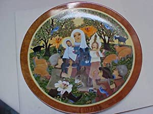 The Adoration Collector Plate
