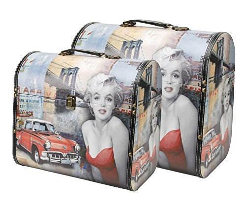 set-of-2-luggage-or-storage-trunks-marilyn-monroe-please-note-due-to-the-size-and-weight-of-this-pro