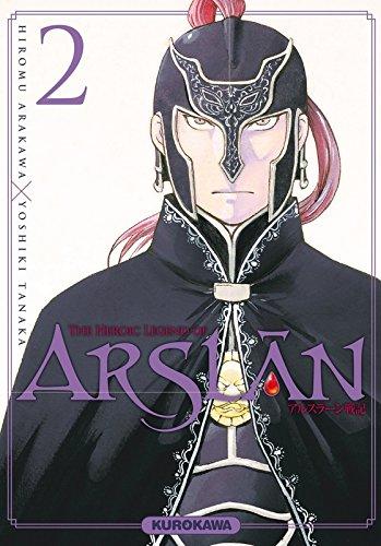 The Heroic Legend of Arslân Vol.2