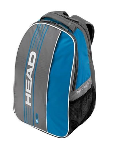 Head Tennis Borsa Elite Backpack Grigio Blu