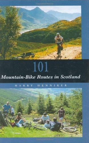 101 Mountain Bike Routes in Scotland