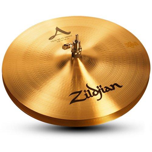 Zildjian A Series 14-Inch New Beat Hi-Hat Cymbals Pair