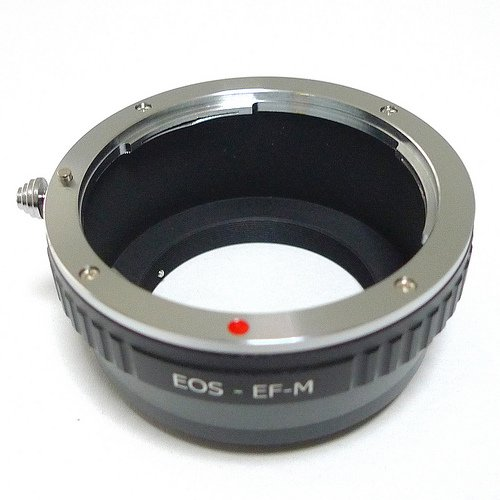 Camkitmate Camera Lens Adapter Ring For Canon EOS Lens To Ca