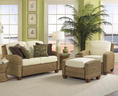 Cabana Banana Living Room Set 1 in Honey - Home Styles - HS-5401-200