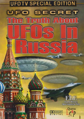 THE TRUTH ABOUT UFOS IN RUSSIA [IMPORT ANGLAIS] (IMPORT) (DVD)