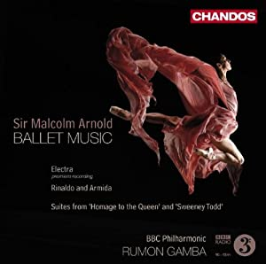 Arnold Ballet Music by Chandos