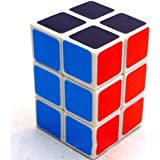 2x2x3 White Cuboid Cube Twisty Puzzle Smooth